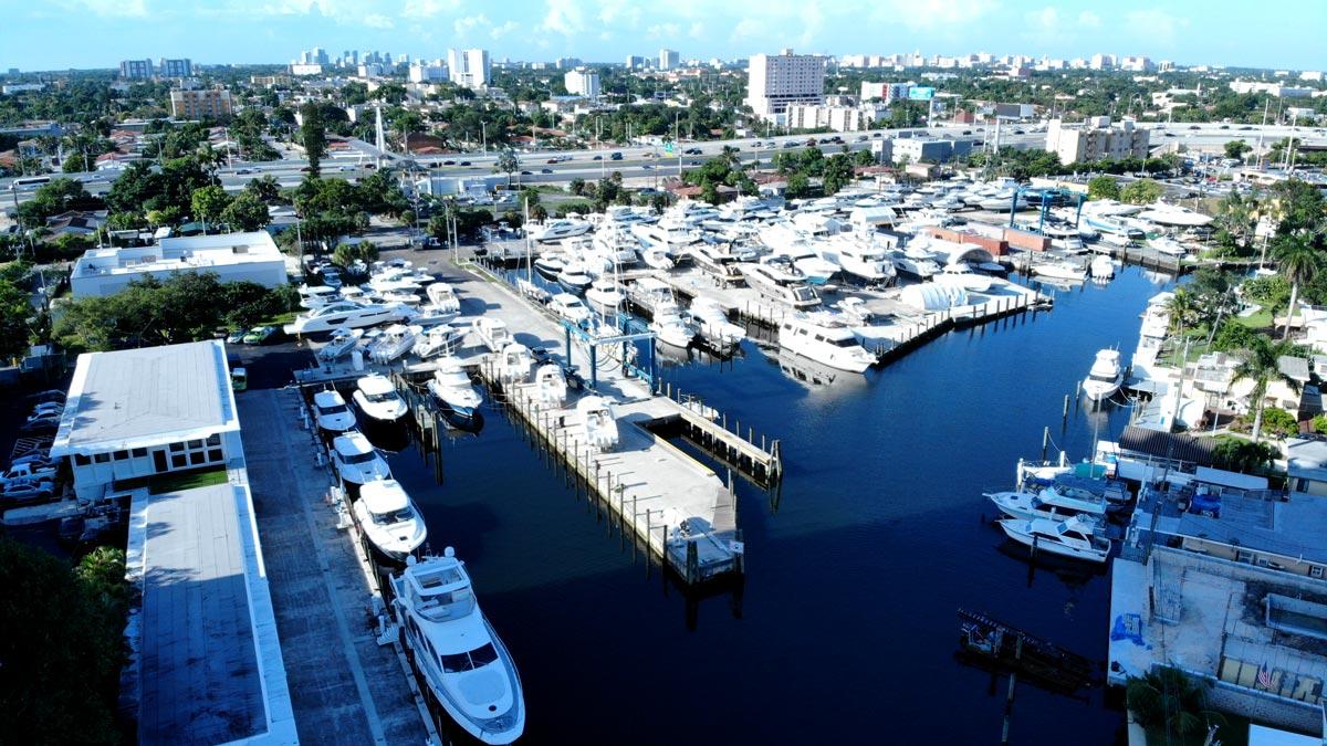 Apex Marine Sales - Miami Service Facility